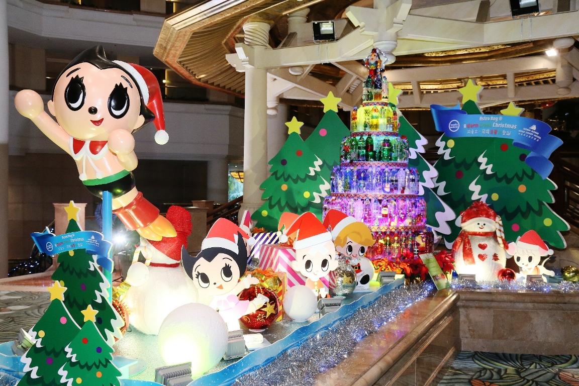 儍媽媽與兩隻小魔怪之家 : 我的溫馨.綠聖誕 @香港黃金海岸酒店