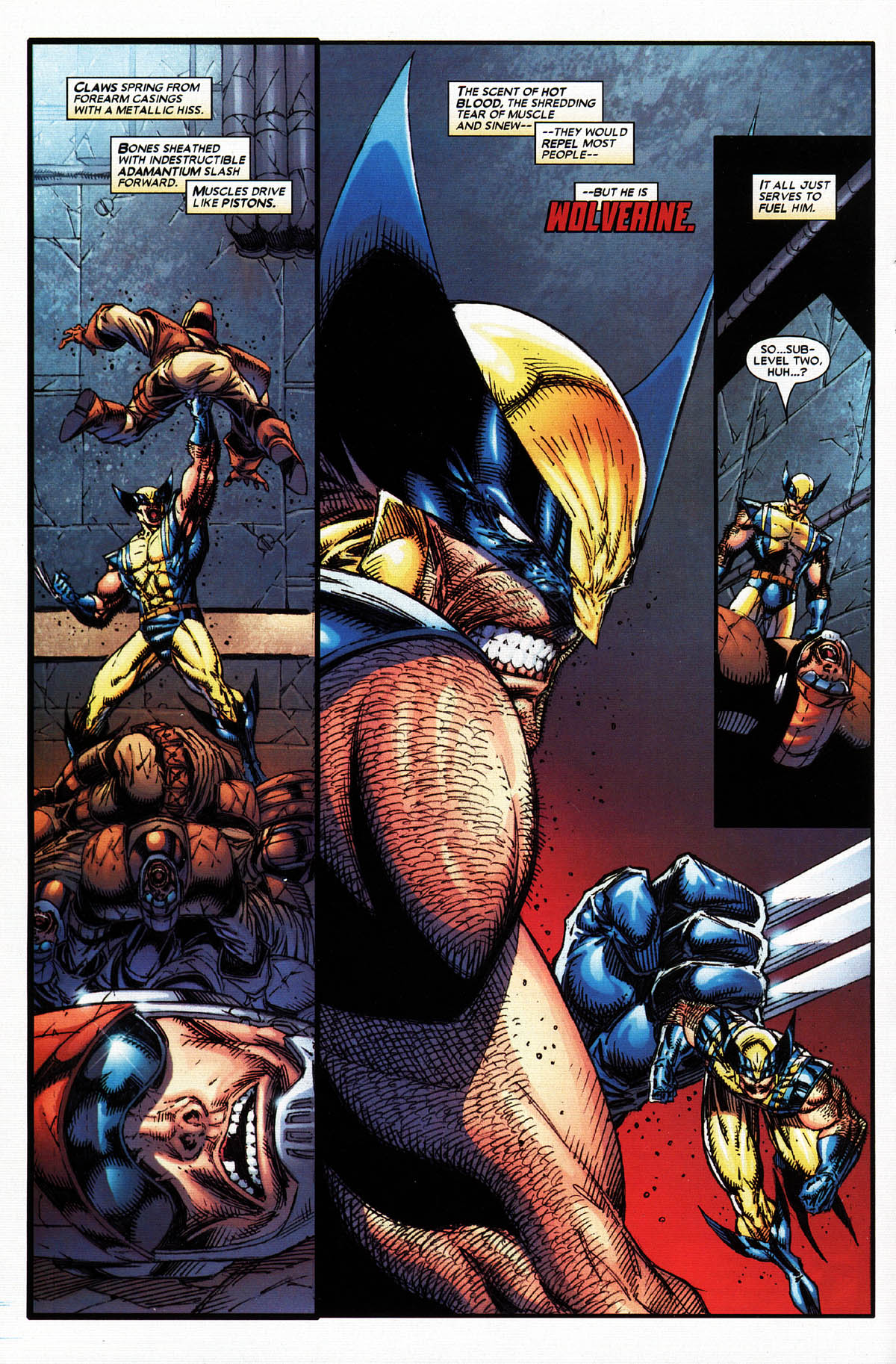 Read online X-Force (2004) comic -  Issue #4 - 9