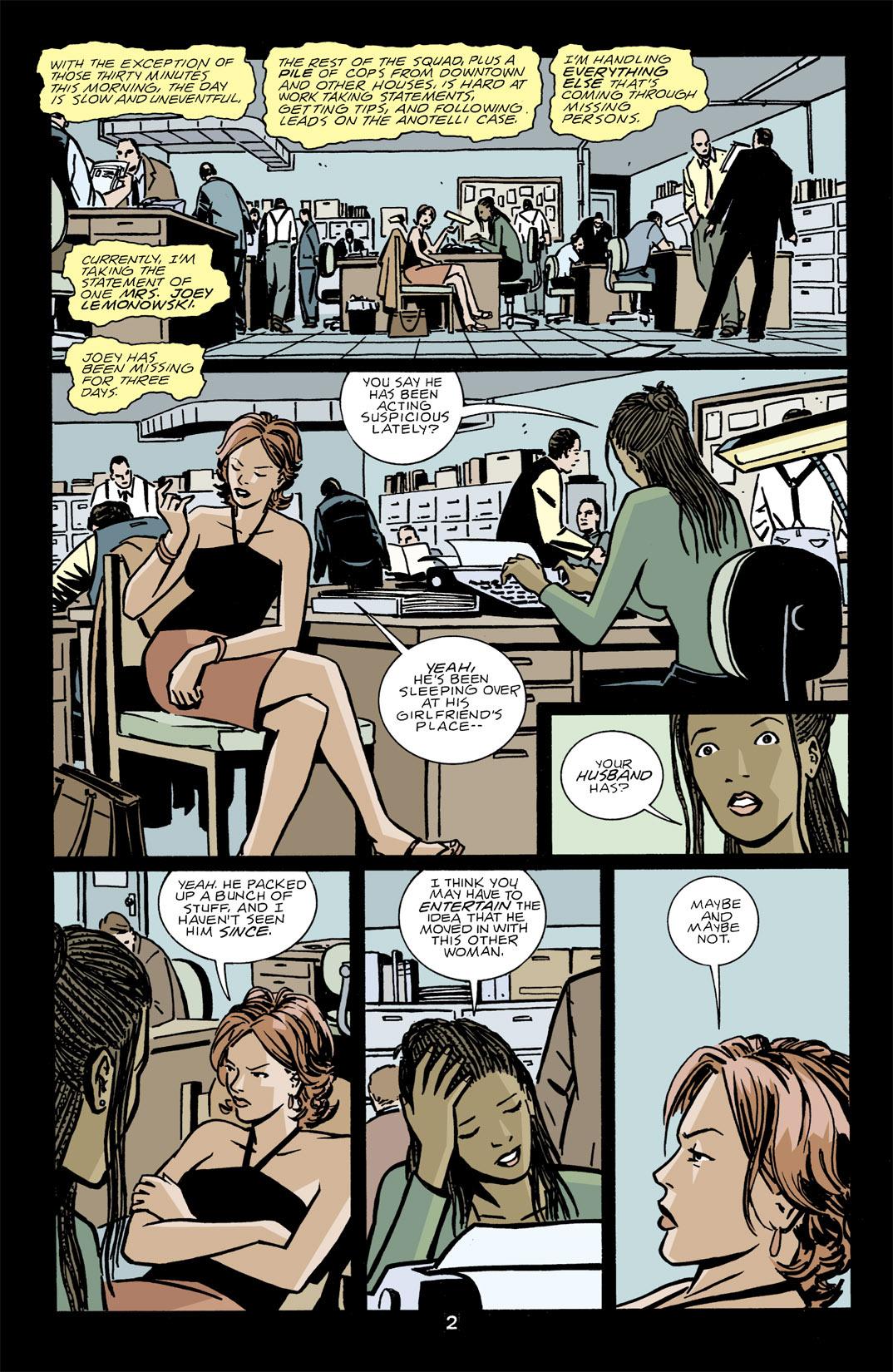 Detective Comics (1937) 769 Page 24