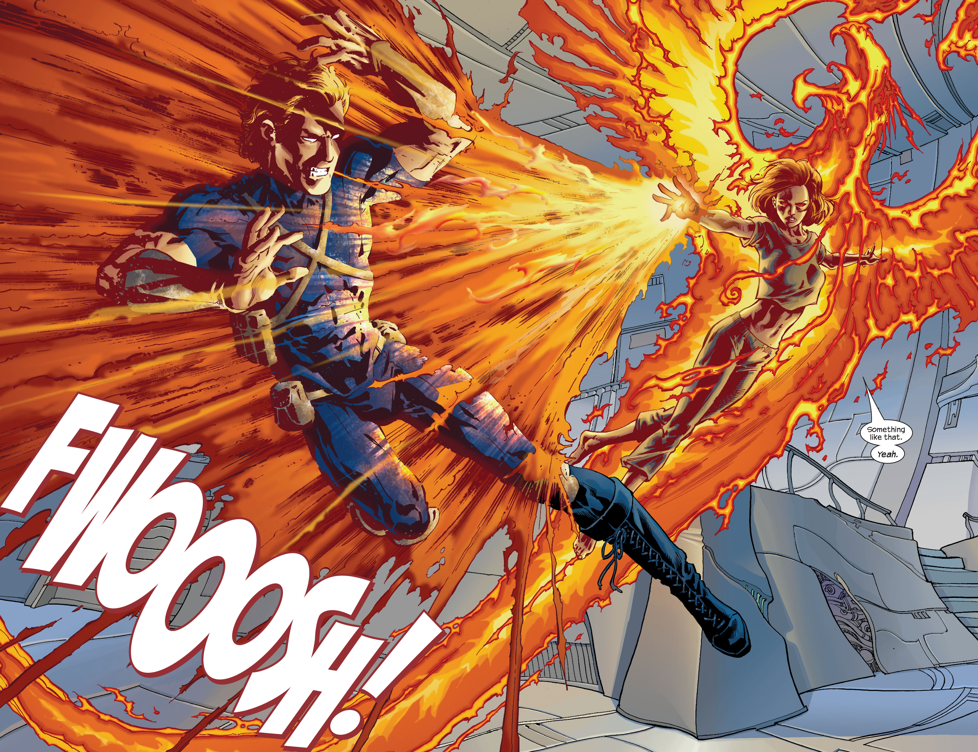 Read online Ultimate X-Men comic -  Issue #74 - 3