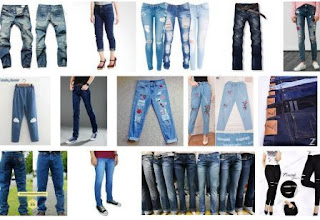 daftar alamat konveksi celana, rok, jaket jeans di Jateng
