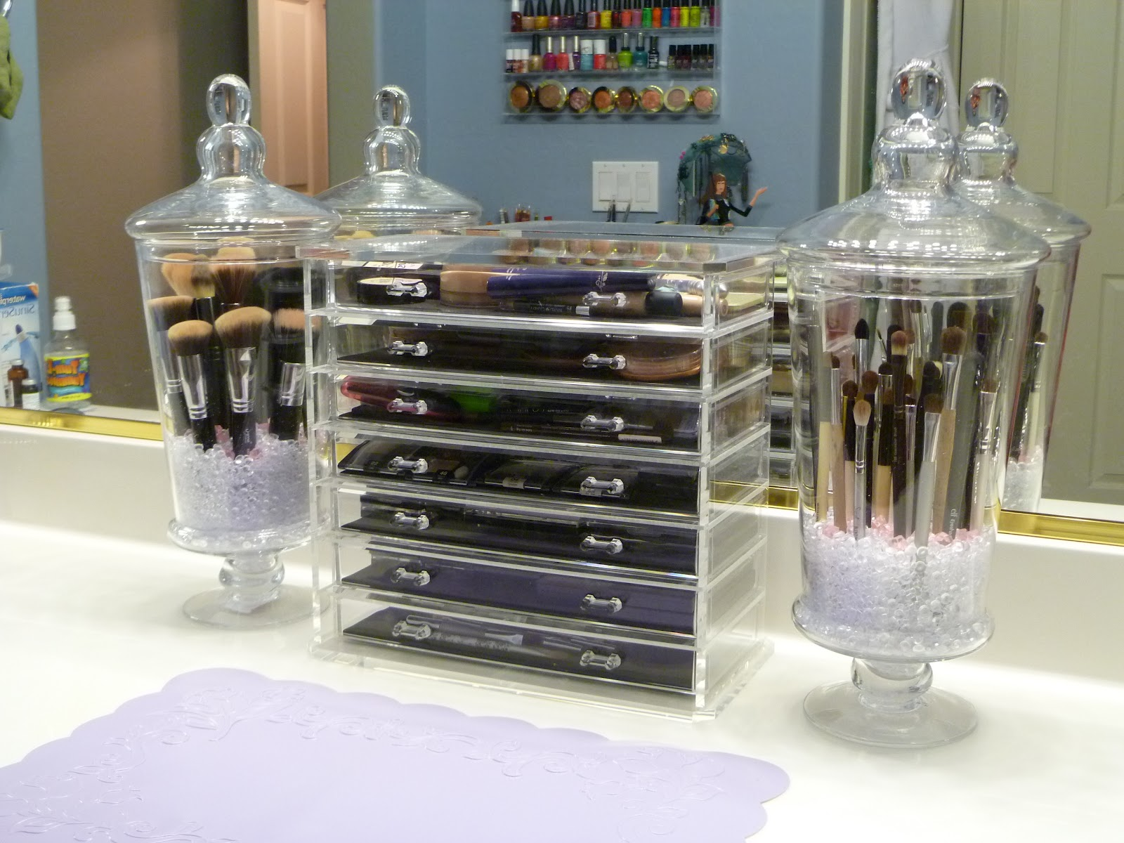 It's a Gandech Life!: DUST FREE BRUSHES - Makeup Brush ...