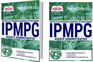 Apostila concurso IPMPG 2017 Agente Administrativo