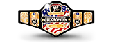 WWF United States title belt championship design