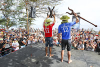 6 Prize Giving Billabong Pro Tahiti 2016 foto WSL Kelly Cestari