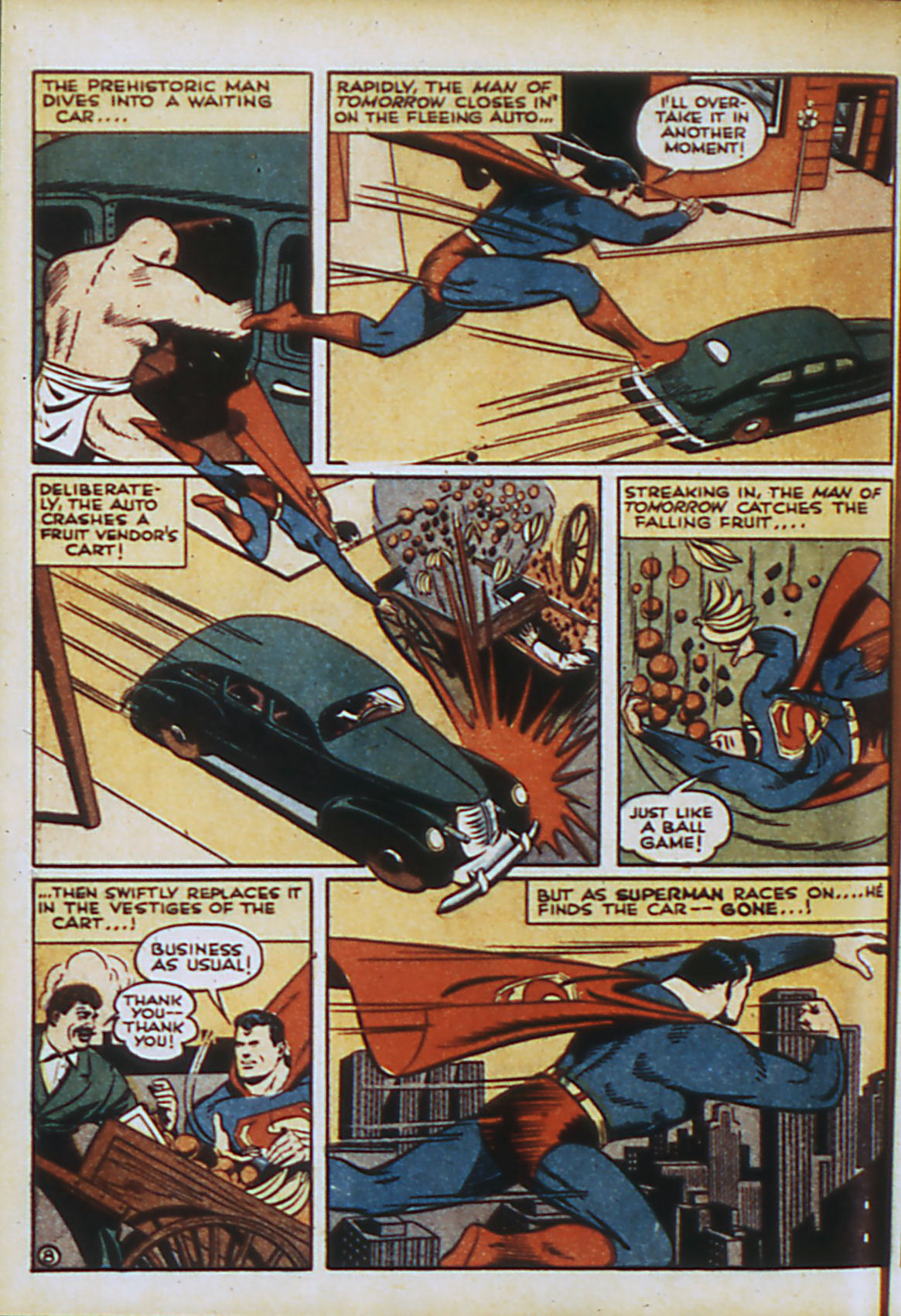 Read online Action Comics (1938) comic -  Issue #44 - 11