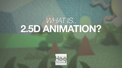 Pengertian dan Sejarah Animasi 2.5 Dimensi - Hog Pictures