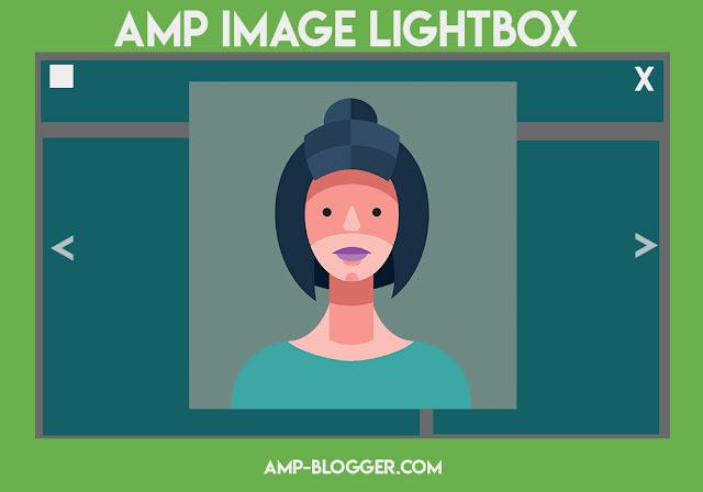 amp lightbox