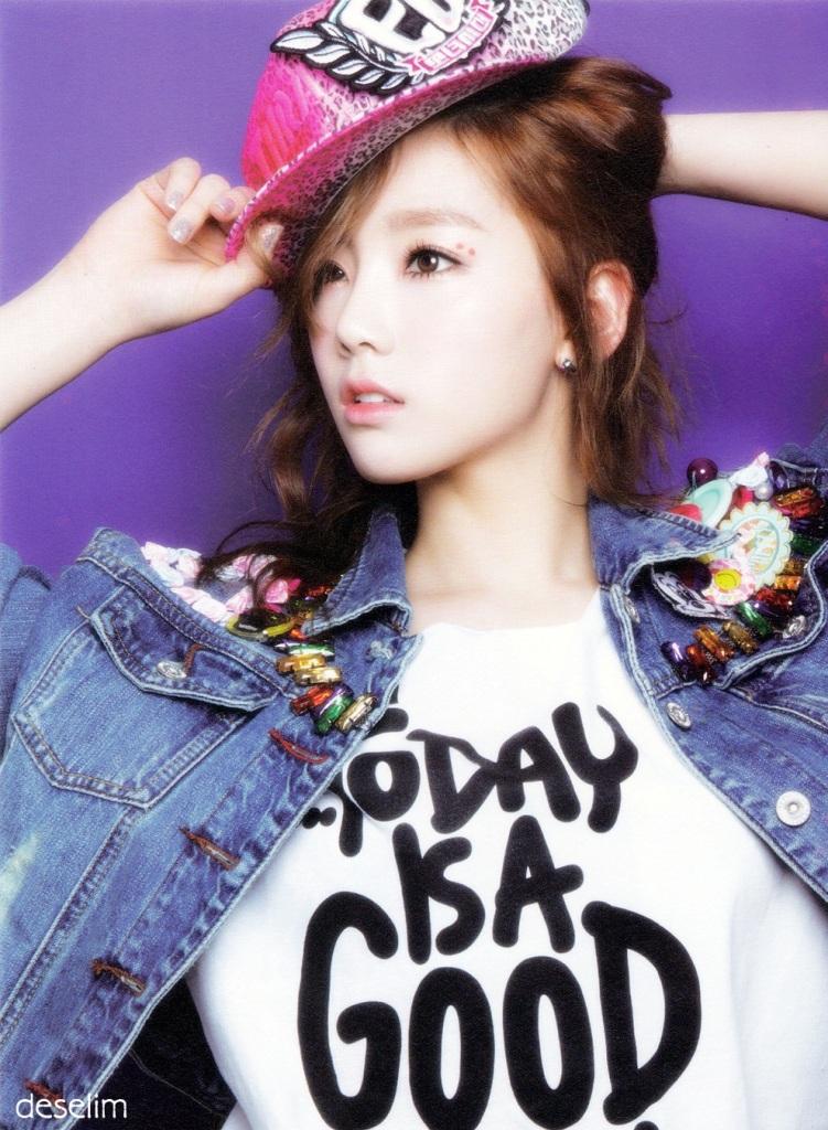SNSD Taeyeon I Got A Boy... Taeyeon (태연; テヨン) I