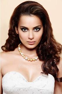 كانغانا رانوت (Kangana Ranaut)، ممثلة هندية
