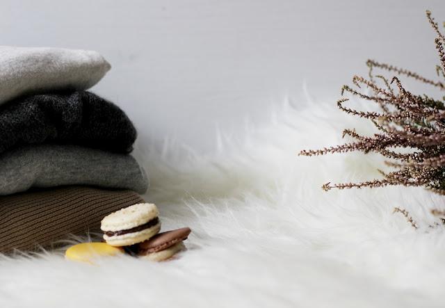 jesienne swetry