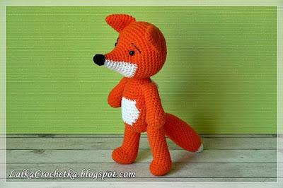 http://lalkacrochetka.blogspot.com/2017/02/spring-fox-wiosenny-lis.html