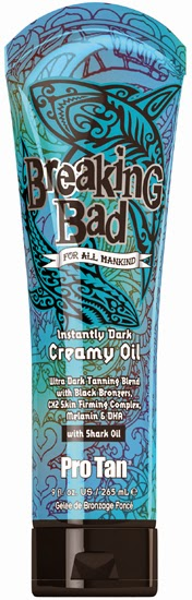 Pro Tan Breaking Bad Dark Creamy Oil