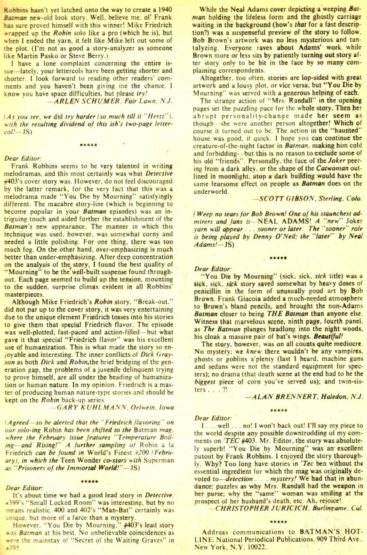 Detective Comics (1937) 407 Page 32