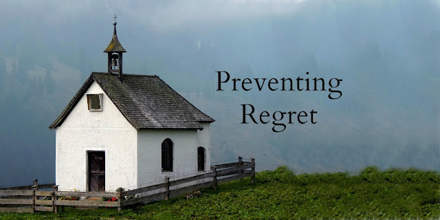 Having No Regrets Means Caring for Those in Need (Mt 25:31-46)