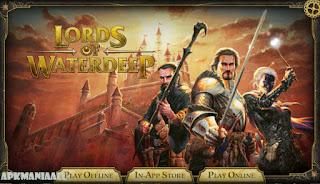 Download D&D Lords of Waterdeep v2.0.1 APK + Mod + OBB Data Free