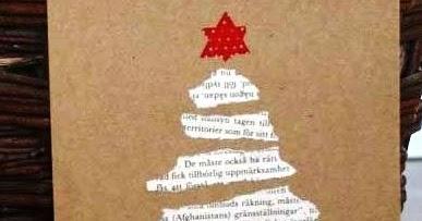 Easy Christmas Cards to make at Home | Homemade & Handmade ...