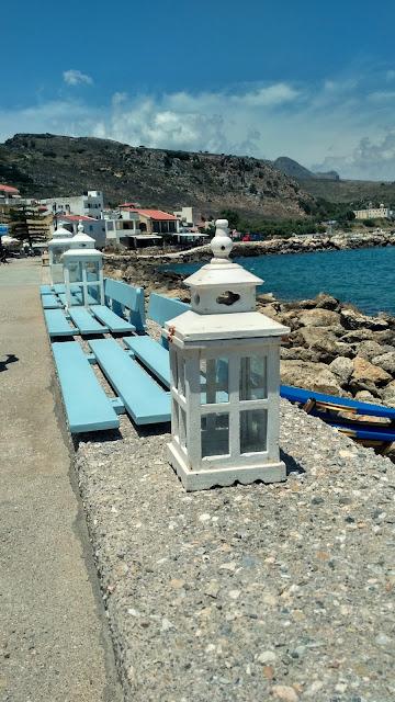 pocztówkowe widoki Kreta