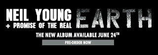 Neil Young EARTH 24. Juni 2016