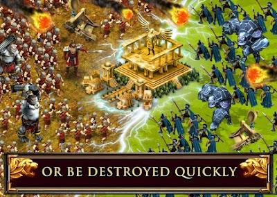 Game of War – Fire Age Apk MOD