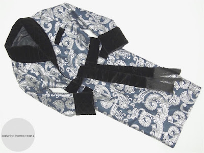 mens quilted paisley dressing gown brocade silk english luxury robe smoking jacket man