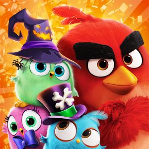 تحميل لعبة الطيور الغاضبة Angry Birds Match للأندرويد