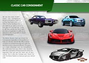 Classic Car Consignment Specialists : The Motor Masters