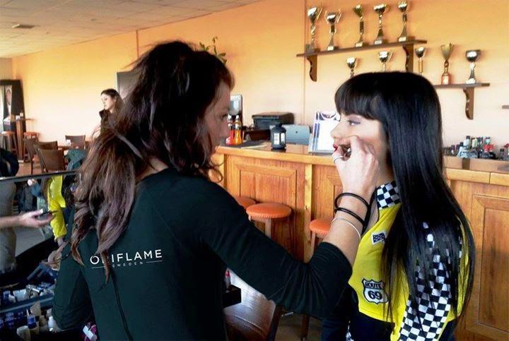 emigre oriflame videoclip κέρδισες ετοιμασίες