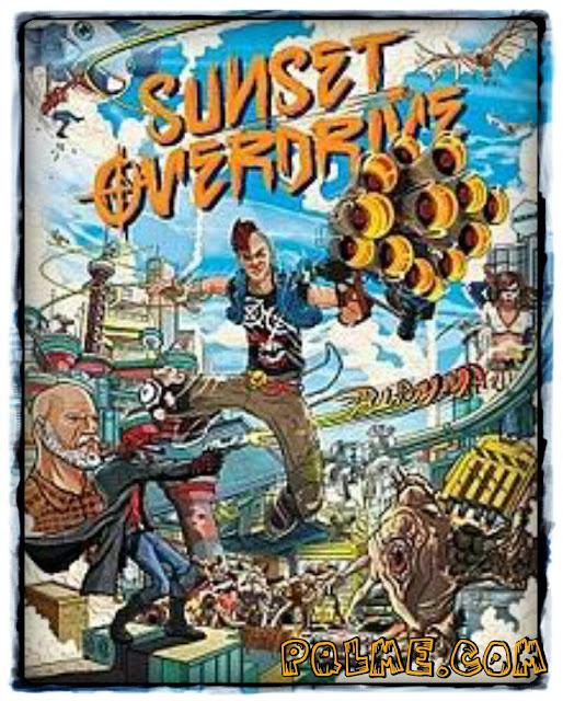 تحميل لعبه Sunset Overdrive 2019 للكمبيوتر من مدونه بقلمى