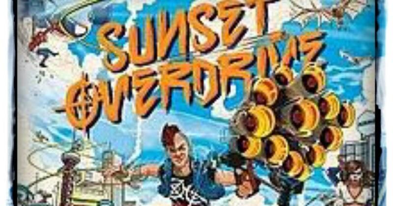 تحميل لعبة sunset overdrive للكمبيوتر