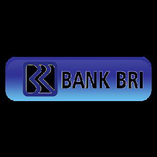 Vector Logo icon Bank BRI format PNG Photoshop