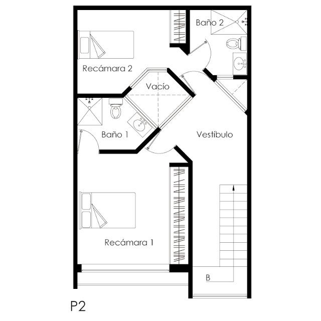 Planos de casa pequeñas