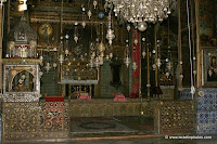 Jeruzalem, Sint Jacobs kerk, Armeense wijk, Christelijke Heilige Plaatsen , Israel, reisgids