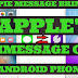 Pie Message Brings Apple's iMessage on Android Devices! [Video]