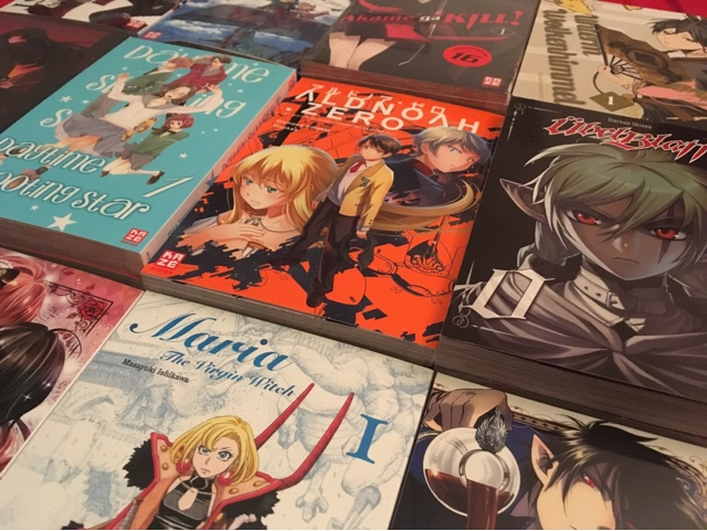 Manga gebraucht kaufen