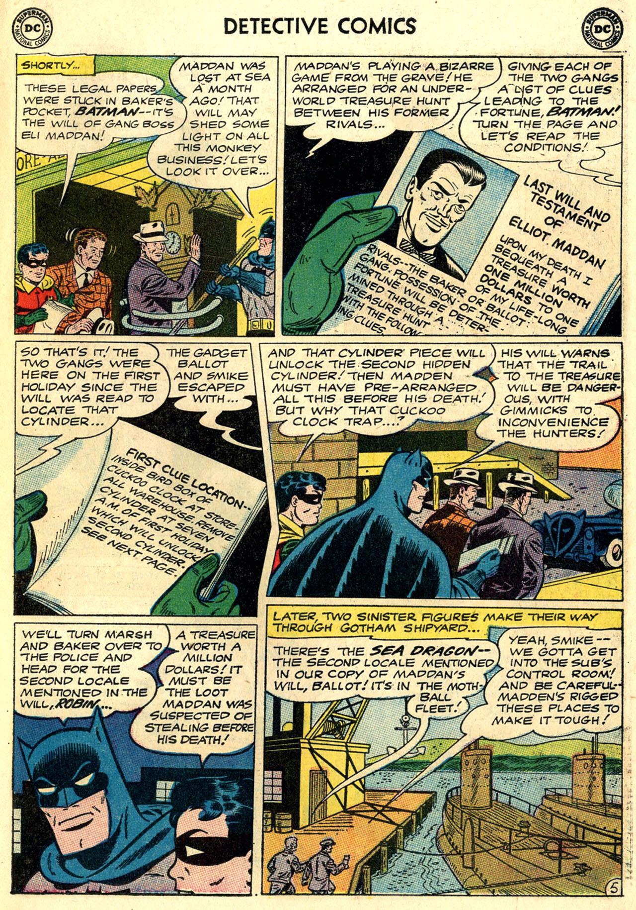 Detective Comics (1937) 313 Page 6