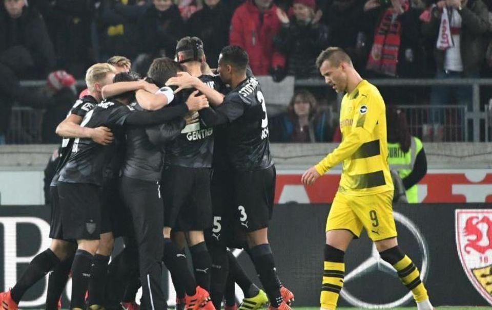 แทงบอล บาคาร่า ผลการแข่งขัน VfB Stuttgart Vs Borussia Dortmund