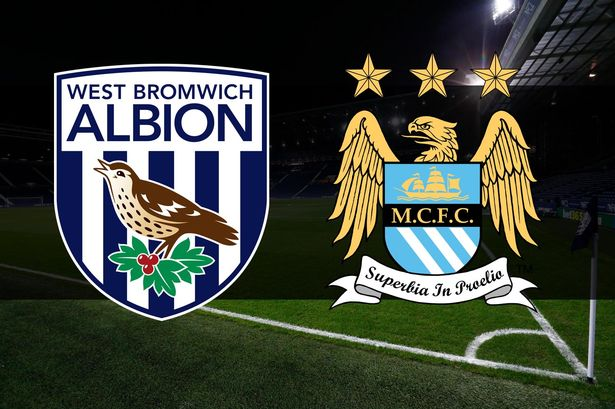 Prediksi West Brom vs Man City