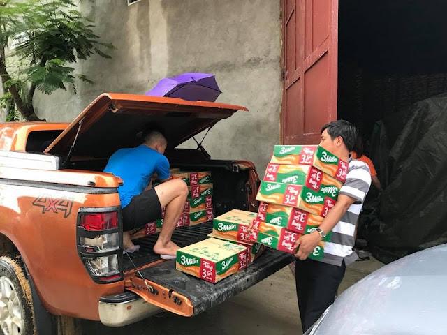 Toàn cảnh lũ lụt tại Ninh Bình và hoạt động cứu trợ tại Thanh Hoá - Ảnh minh hoạ 14