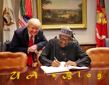Buhari's Visit Already Yielding Result As U.S Plans To Repatriate $500m Stolen From Nigeria
