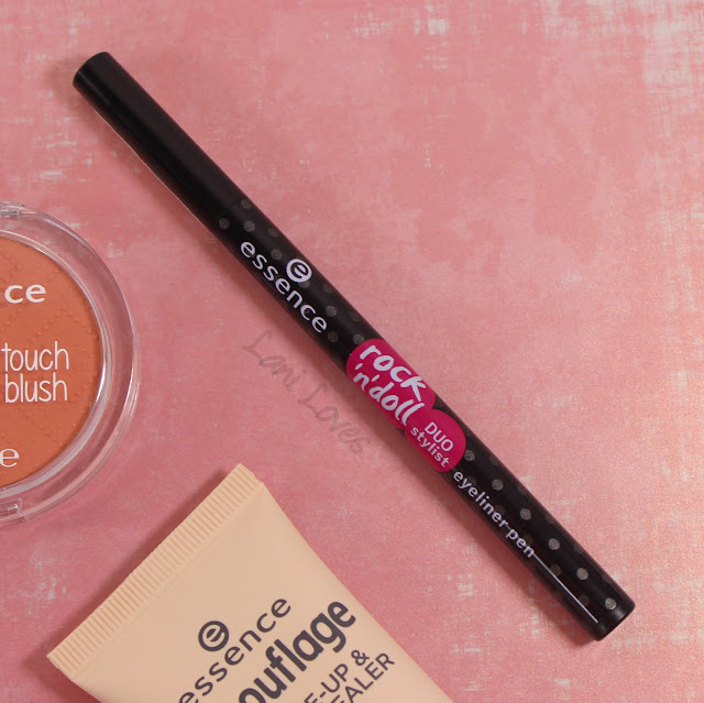 Essence Rock n Doll Duo Stylist Eyeliner Pen Swatches & Review