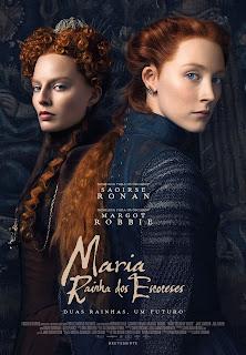 Ficção Vs Factos - Os Erros Históricos de Mary Queen of Scots (Spoilers)