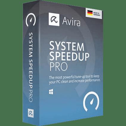 Download Avira System Speedup Pro Full version