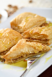Easy Sweet Fig Baklava Recipe