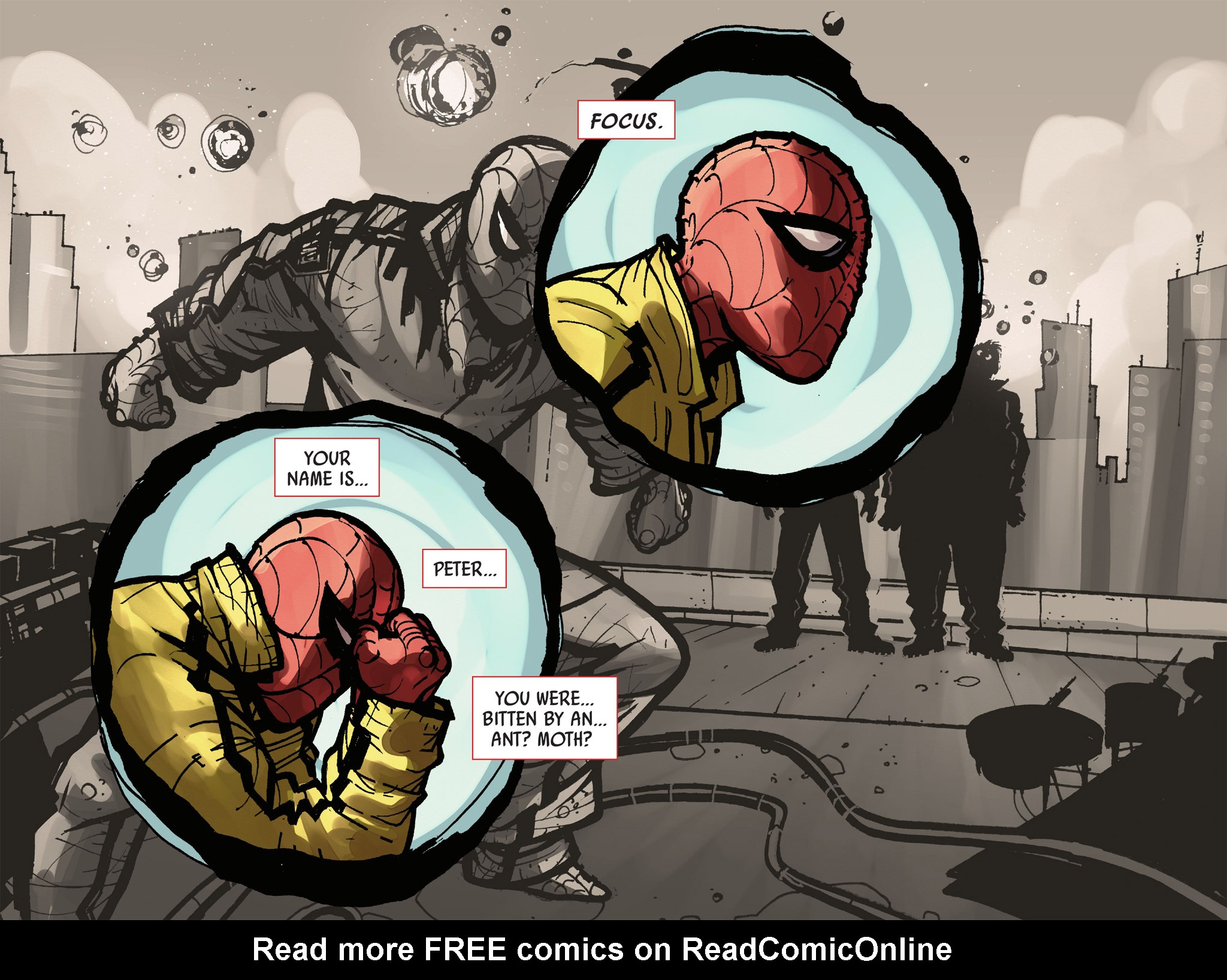 Read online Amazing Spider-Man: Who Am I? comic -  Issue # Full (Part 3) - 162