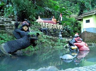 Wisata Air Panas Maribaya Bandung