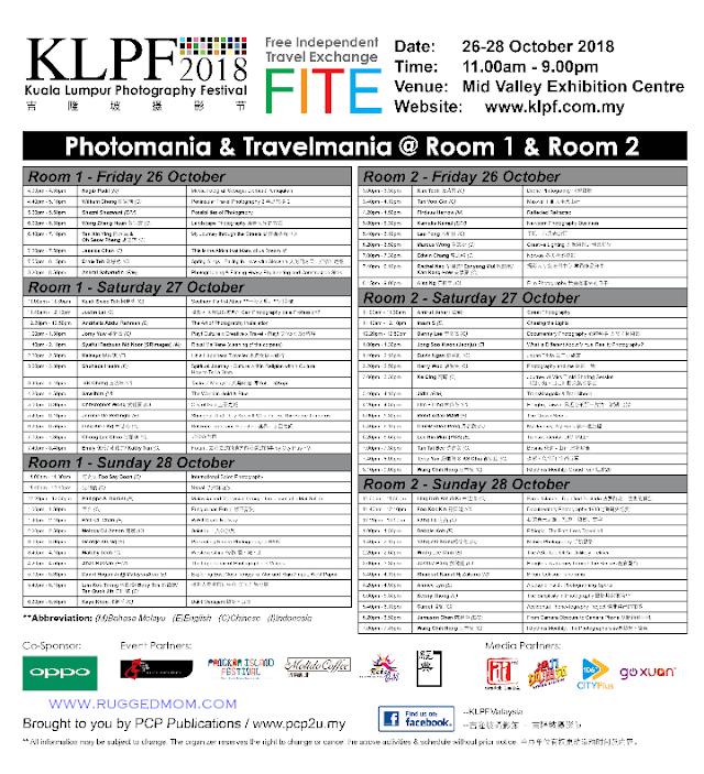 Kuala Lumpur Photography Festival kembali lagi!
