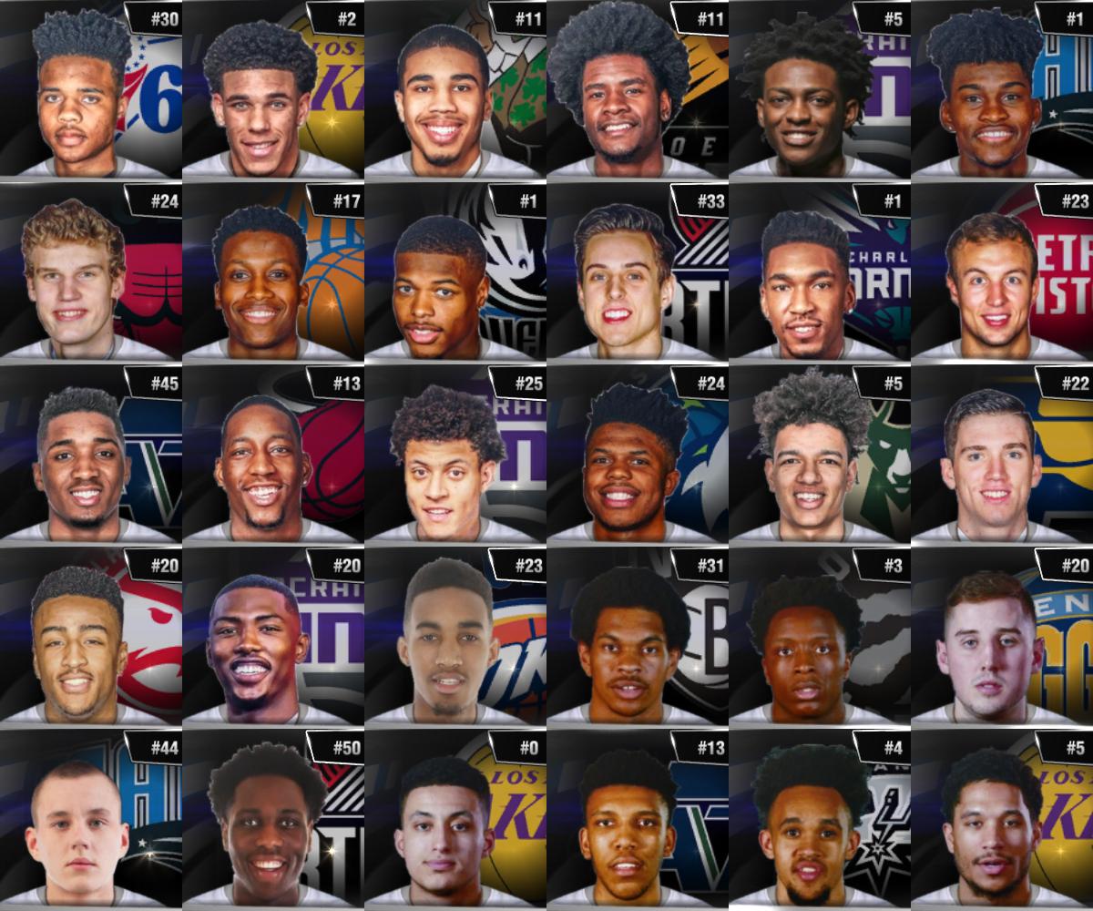 NBA 2K14: Meds' 2017–18 Season Roster for PC - NBA2K ORG