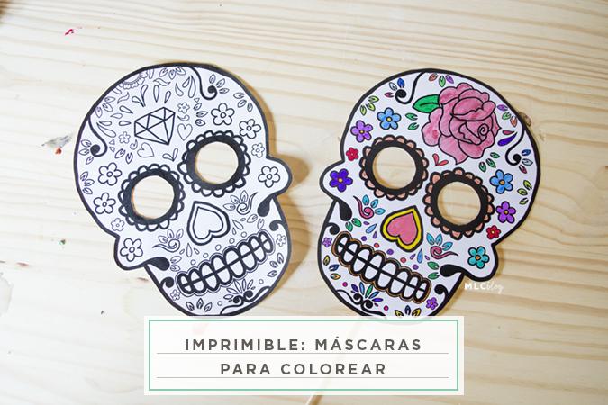 Bloglovin' Para ColorearMilowcostblog ImprimibleMáscaras ImprimibleMáscaras Para ColorearMilowcostblog nO80Pkw
