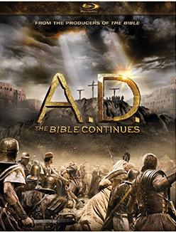 Baixar A.D. The Bible Continues 1ª Temporada Dublado